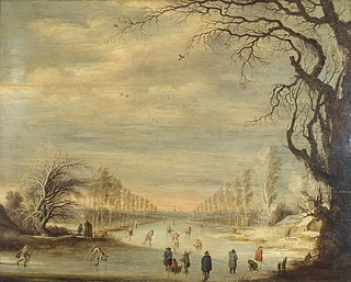 Gijsbrecht Leytens Flemish landscape painter