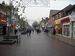 Gillingham High Street (2) - geograph.org.uk - 639121.jpg