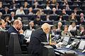 Giorgio Napolitano visite officielle Parlement européen de Strasbourg 4 février 2014 09.jpg