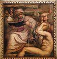 Giorgio vasari e aiuti, allegoria del mugello, 1563-65, 02.jpg