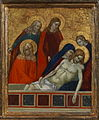 Giottino. Entombment of Christ. 46x37,4 cm. The Courtauld Gallery, London..jpg