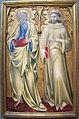 Giovanni di paolo, santi matteo e francesco, 1435 ca..JPG
