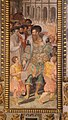 Giovanni maria zoppelli, accordi nuziali di gaspard de coligny davanti alla loggia delle benedizioni, 1565-67, 03.jpg