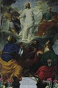 Girolamo Scaglia, Trasfigurazione di Cristo sul monte Tabor.jpg