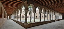 Giudecca Chiesa dei Santi Cosma e Damiano chiostro Venezia.jpg