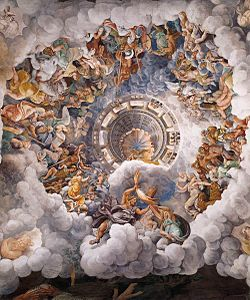 Giulio Romano - Vault - The Assembly of Gods around Jupiter's Throne - WGA09556.jpg