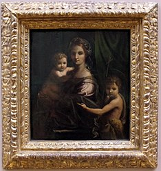 Giulio Romano: Madonna and Child with the Infant St. John