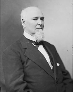 Glenni William Scofield American politician, lawyer and judge