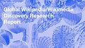 Global Wikipedia and Wikimedia Brand Research Report.pdf