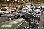 Gloster Meteor F.8 'X' (WL181) (25841272148).jpg