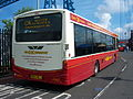 Go North East bus 5231 (NK55 OLJ) 2006 Scania L94UB Wright Solar, 2012 Teeside Running Day (2).jpg