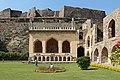 Golconda Fort - Taramati Mosque 03.jpg