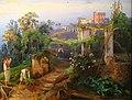 Golfo di Napoli by Egor Solntsev (1840s, Tretyakov gallery) detail 01.jpg