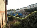 Goods yard between new offices and housing development at Bastins Close - geograph.org.uk - 609427.jpg