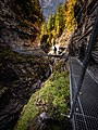 Gorges De La Dala - Leukerbad Switzerland - Travel photography (49032838702).jpg