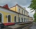 Gorokhovets asv2019-05 img26 railway station.jpg