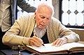 Gottfried Böhm, Empfang anlässlich des Eintrages ins goldene Buch der Stadt Köln -9126.jpg