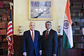 Governor Dayton Meets with Indian Ambassador Arun Kumar Singh (20107719969) (2).jpg