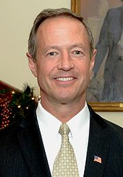 Governor O'Malley Portrait