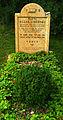 Gräberfeld Liberale Jüdische Gemeinde Hannover Stadtfriedhof Lahe Grabstein Professor Dr. Elias Siberski.jpg