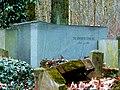 Grób dr. Seweryna Sterlinga na cmentarzu żydowskim w Łodzi.jpg