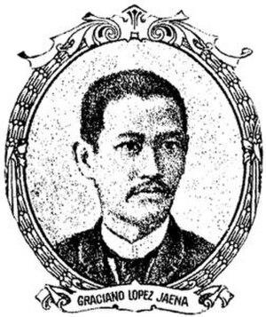 """Lopez Jaena Day - Image of López Jaena from the book """"Mga Dakilang Pilipino"""" by Jose N. Sevilla"""