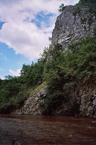 Gradac (river) - Image: Gradac