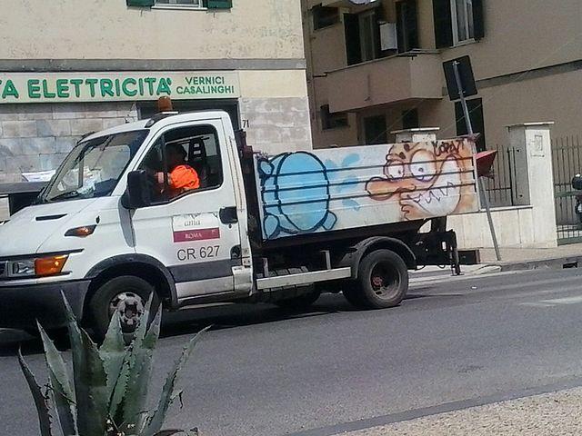 vans rome
