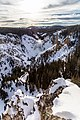 Grand Canyon of the Yellowstone from Lookout Point 2.15.17 (33780202666).jpg