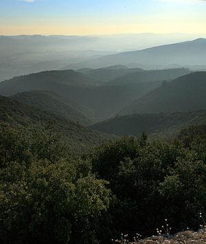 Grand Luberon, du sommet vers le sud By JM Rosier.jpg