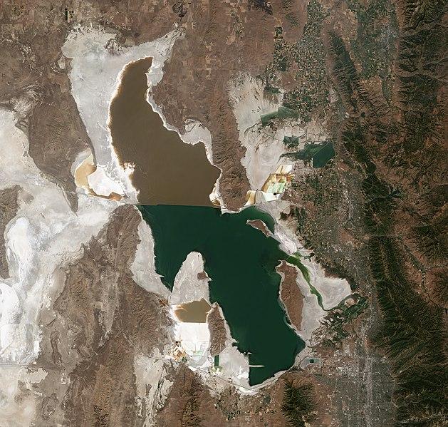 File:Great Salt Lake by Sentinel-2.jpg