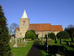 Great Wakering, St Nicholas Church, Essex - geograph.org.uk - 299342.jpg