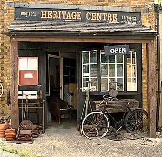 Greenford - Heritage Centre