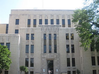 Gregg County, Texas - Image: Gregg County, TX, Courthouse IMG 3943