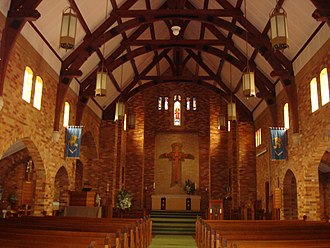 Anglican Diocese of Riverina - Cathedral interior