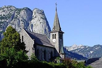 Grundlsee - Grundlsee Parish Church