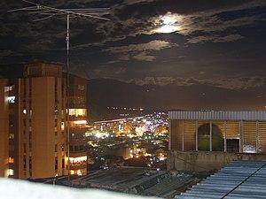 Guarenas - Image: Guarenas