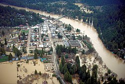 Guerneville California flooding.jpg