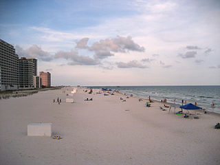 Gulf Shores, Alabama City in Alabama, United States