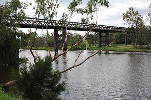 Gwydir River - Gwydir River, near Bingara