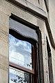 Hôtel Otlet, détail de la façade rue de Livourne.JPG