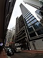 HK 上環 Sheung Wan 蘇杭街 Jervois Street sky view Sunday morning October 2019 SS2 07.jpg