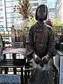 HK 中環 Central 交易廣場 Exchange Square sculpture 慰安婦少女銅像 Comfort Women Statues January 2020 SS4.jpg