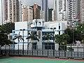 HK Causeway Bay HKCL terrace view Tai Hang CAS Hong Kong Training Centre Aug-2012.JPG