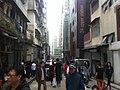 HK Sheung Wan 上環 太平山街 Tai Ping Shan Street 24 Upper Station Street visitors Mar-2012.jpg