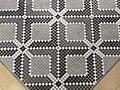 HK TST Chung King 活方商場 Woodhouse floor Carpet mosaic 02.JPG