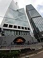 HK tram 39 view 香港島北 Island North 金鐘 Admiralty 金鐘道 Queensway 中國銀行 Bank of China Tower October 2020 SS2 02.jpg