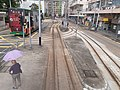 HK tram view Shek Tong Tsui to Sai Ying Pun Des Voeux Road West Sheung Wan Des Voeux Road Central September 2020 SS2 10.jpg