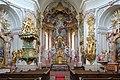 Hafnerberg - Kirche, Innenansicht.JPG