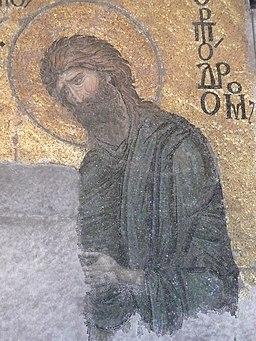 Hagia Sophia Deesis mosaic (1)